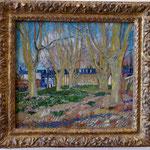 Vincent van Gogh, Musée Rodin, Paris