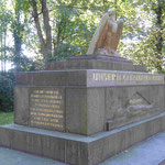 Denkmal für die Gefallenen des 102 sächsischen Regiments in Zittau, Sachsen