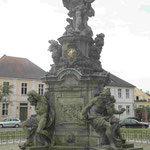 Denkmal für den Großen Kurfürst in Rathenow, Brandenburg