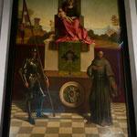Giogione, Sacra conversazione, Dom zu Castelfranco, Venetien