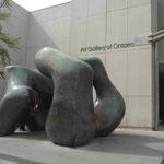 Henry Moore, Ontario Museum, Toronto, Kanada