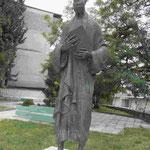 Denkmal für den Apostel Paulus in Vera, Nordgriechenland