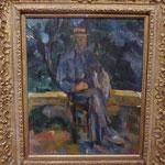 Paul Cezanne, Museo Thyssen-Bornemisza, Madrid, Spanien