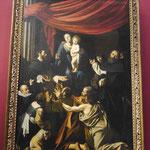 Caravaggio, Kunsthistorisches  Museum, Wien, Österreich