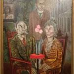 Otto Dix, Die Familie des Künstlers, Sammlung Scharf-Gerstenberg, Nationalgalerie Berlin