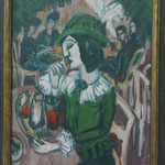 Ernst Ludwig Kirchner, ImEx, Kunstsammlung Nordrhein-Wwestfalen, Düsseldorf