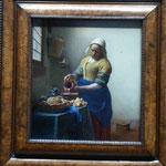 Das Milchmädchen, Vermeer,  Rijksmuseum, Amsterdam