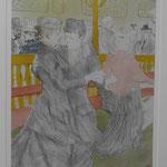 Henri de Toulouse-Lautrec, ImEx, Kupferstichkabinett Berlin
