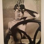 Man Ray, Erotique voilée, Sammlung Scharf-Gerstenberg, Nationalgalerie Berlin