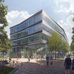 Realisierungswettbewerb Laborgebäude WAL Beuth Hochschule, Berlin
