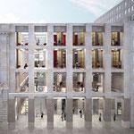 Realisierungswettbewerb Anbau und Besucherzentrum Bundesrat, Berlin