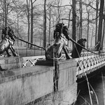 Loewenbruecke im Tiergarten - 1930s © Hein Gorny - Collection Regard