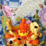 Зустрінеш морквяного Будду - з'їж морквяного Будду! Разом з банановими асурами.:)