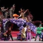 Peter pan et ses amis au Zénith de Paris avec Disney pour Noël 2012