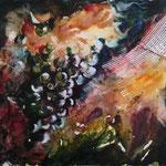 aquarelle sur papier lanavanguard 35x35