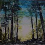 aquarelle sur papier lanavanguard (yupo) 40x60