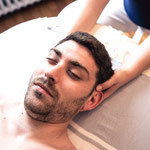 Massage du visage homme Flo2Mains