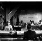 De zogenaamde vrouwenzaal in 1908