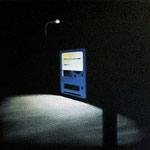 自動販売機(41.0×41.0cm)