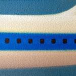 飛行機#2(15.8×22.7cm)