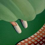 スカート(25.0×25.0cm)