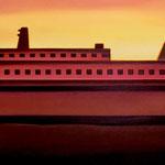 旅客船(50.0×120.0cm)
