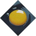 生卵(22.7×22.7cm)