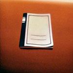 ノート(65.2×53.0cm)