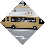 バス#1(22.7×22.7cm)