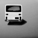 バス(31.8×41.0cm)