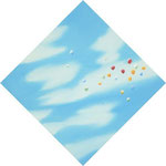 風船(22.7×22.7cm)