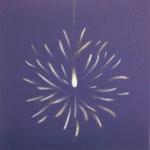 線香花火(22.7×22.7cm)