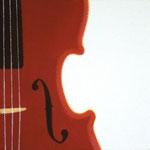 バイオリン(22.7×22.7cm)