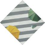 傘(22.7×22.7cm)
