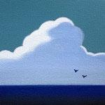 海(15.0×15.0cm)