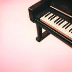 ピアノ(72.7×72.7cm)