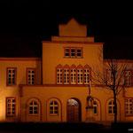 """"""" Abendsymphonie """" - Das Ratheimer Rathaus im Lichterglanz"""