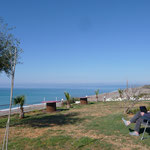 Campingplatz Nostalgie vor Antalya
