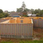 vue des murs ossautre bois