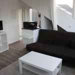 Flat 3.1 - livingroom and kitchen
