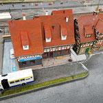 Die neue Polizeistation