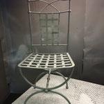 Chaise sablèe
