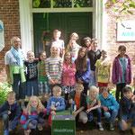 GS Kirchschule Papenburg 06.07.-09.07. Foto: NABU Woldenhof
