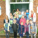 Regenbogenschule Sillenstede 05.10.-09.10. Foto: Malin Nanninga