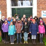 Amandusschule Aschendorf 26.04.-29.04. Foto: Svenja Köhler