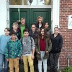 Hunte-Schule Wildeshausen 01.11.-04.11. Foto: Sabrina Wiemers