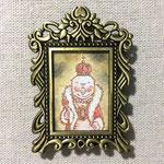 ハダカデバネズミ ミニ原画 2.5×3.5㎝