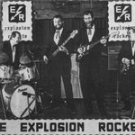 THE EXPLOSION ROCKETS 1984 Wil van Gurp - Will van de Brink - Bart Strik - Peter de Vaan