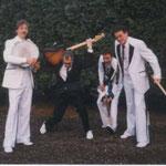 Bart Strik & The Rhythm Kings-  mei 1992 - Arno van Ballegooy - Bart Strik - Hans van Ballegooy - Jos van Muyen