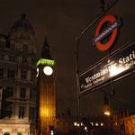 Westminster, Tower of Big Ben